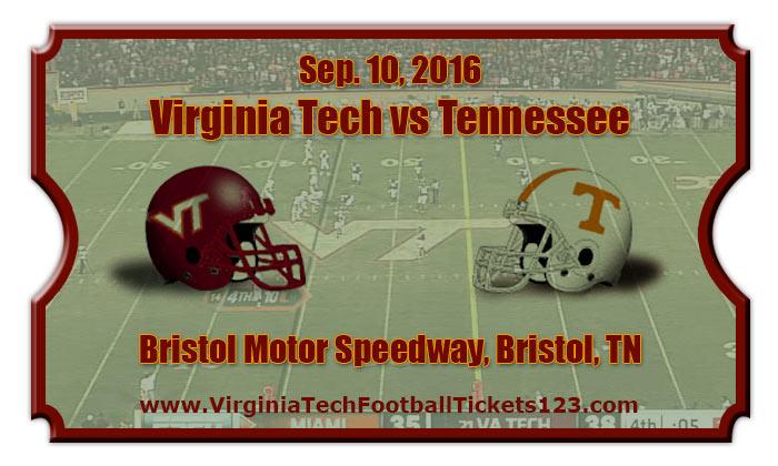 Virginia Tech Hokies Vs Tennessee Volunteers Football